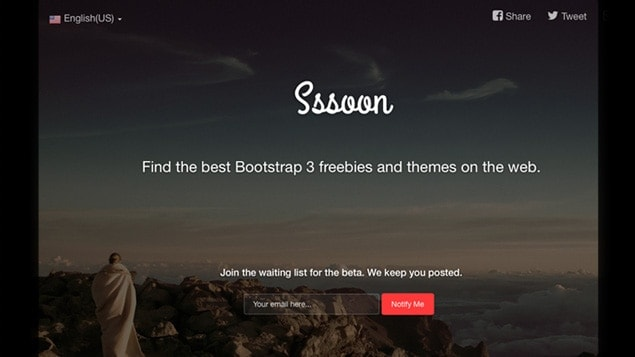 10 Amazing Free Coming Soon Templates