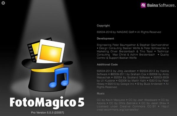 Boinx Fotomagico Pro v5.2.2.Multilingual (Mac OSX)