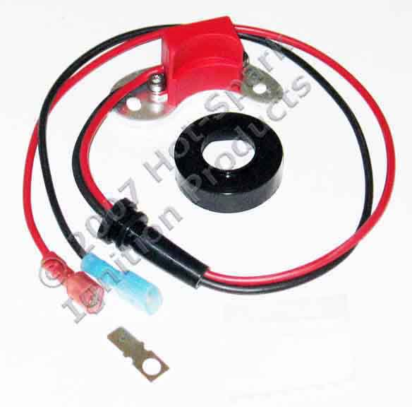 Electronic Ignition Conversion Kits for 8-Cylinder V8 Ford, FoMoCo
