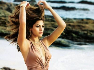 Eva Mendes Sexy And Beautiful Wallpapers