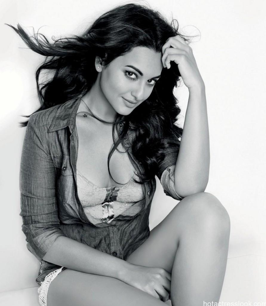 R Rajkumar Hd Wallpaper Sonakshi Sinha Hot And Sexy Unseen Photos