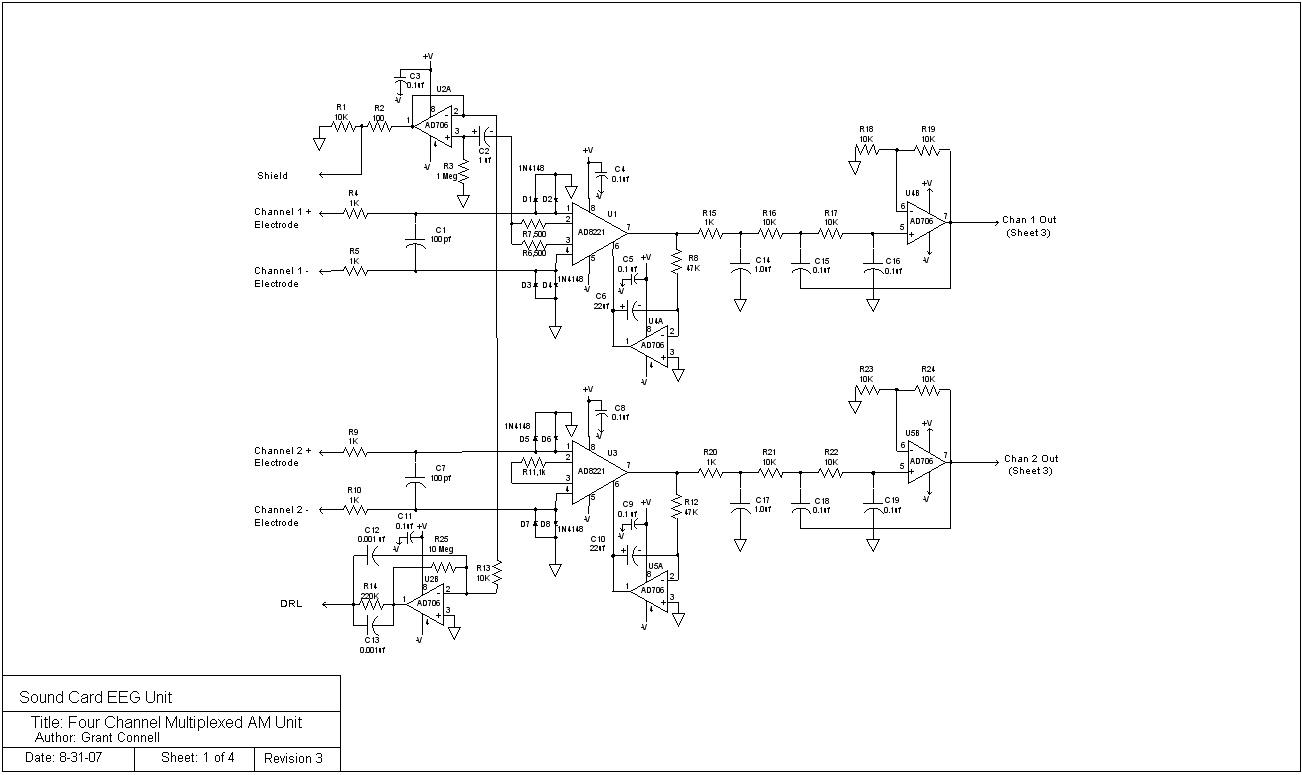 schematic for the unit sheet1 sheet2 sheet3