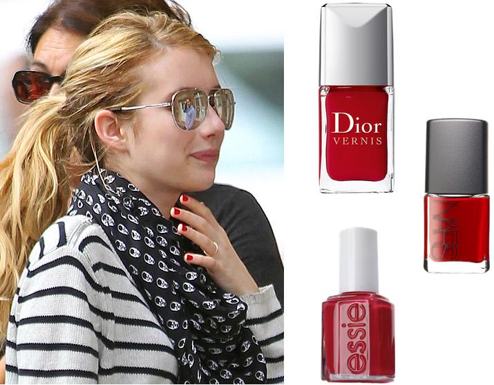 The Hottest Winter Nail Polish Colors