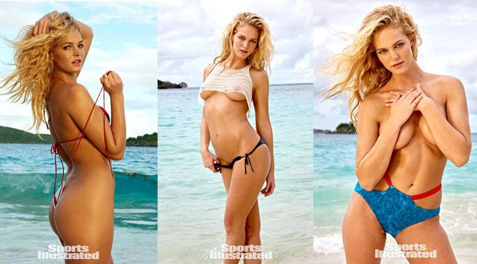 Erin Heatherton – Sports Illustrated Swimsuit Issue 2015