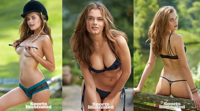 Solveig Mork Hansen – Sports Illustrated Swimsuit Issue 2015