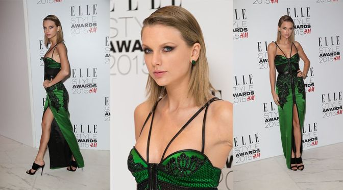 Taylor Swift – Elle Style Awards in London