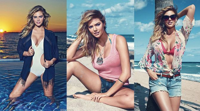 "Kate Upton – ""Express Clothing"" Photoshoots"