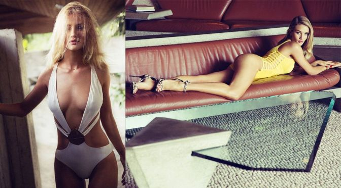 Rosie Huntington-Whiteley – Esquire UK Magazine (April 2015)