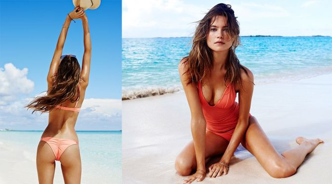 Behati Prinsloo – Paola + Murray Swimwear Collection 2015