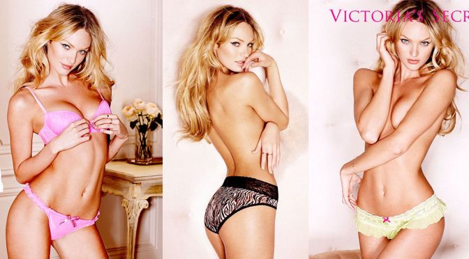 Candice Swanepoel – Victoria's Secret Photoshoot by Yu Tsai