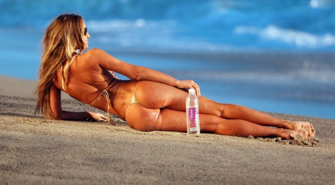 "Charlie Riina – ""138 Water"" Bikini Photoshoot in Malibu"