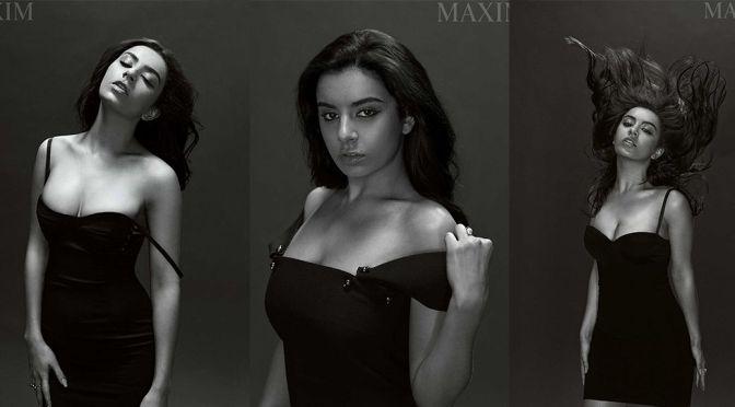 Charli XCX – Maxim Magazine Photoshoot (May 2015)