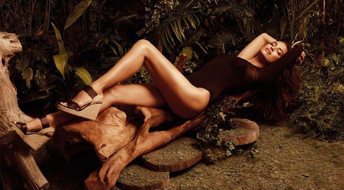 Irina Shayk – Xti footwear Campaign S/S 2015