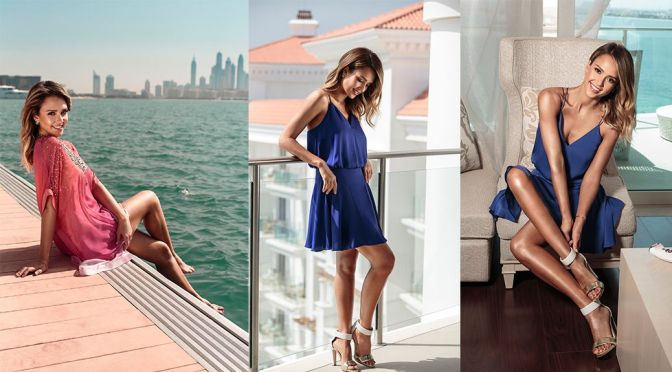 Jessica Alba – Cosmopolitan Magazine Photoshoot