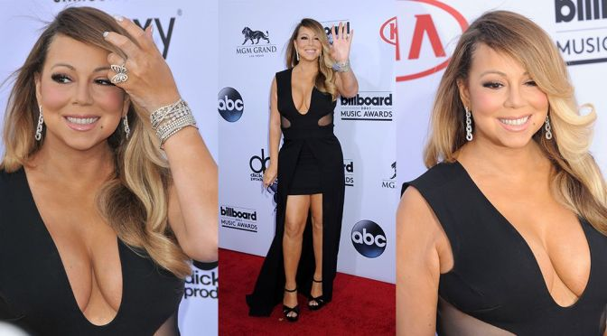 Mariah Carey – 2015 Billboard Music Awards in Las Vegas