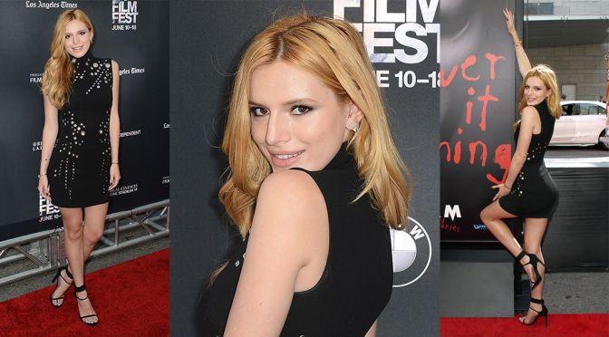 "Bella Thorne – ""Scream"" Premiere in Los Angeles"