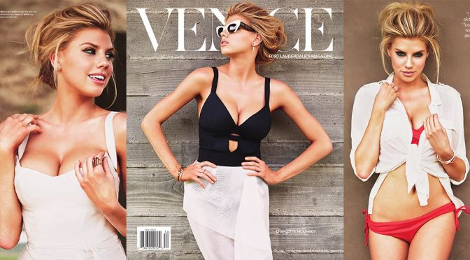 Charlotte McKinney – Venice Magazine (Summer 2015)