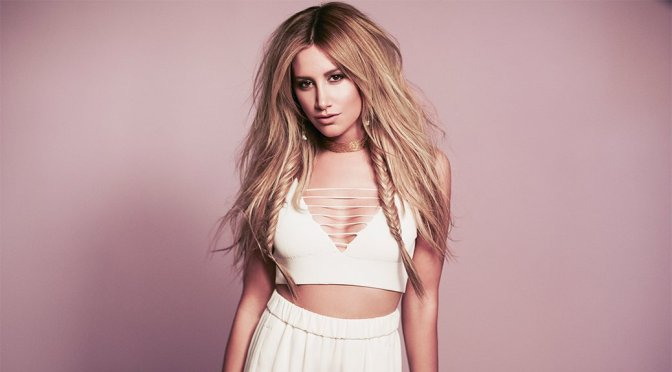 Ashley Tisdale – Mane Addicts 2015 Photoshoot