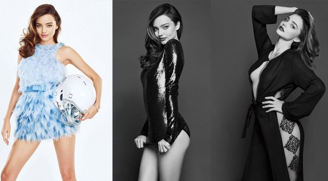 Miranda Kerr – Trends Health Magazine Photoshoot (July 2015)