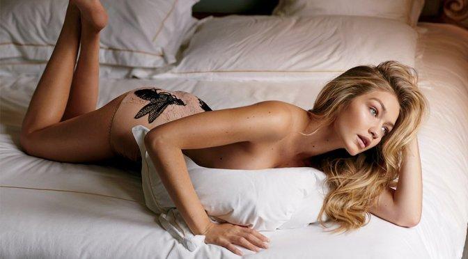 Gigi Hadid – Vanity Fair Magazine Photoshoot (September 2015)