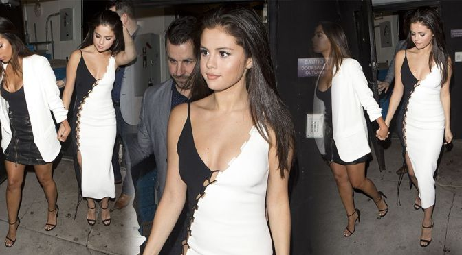 Selena Gomez – Candids in West Hollywood