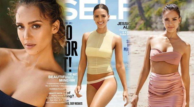 Jessica Alba – SELF Magazine (October 2015)
