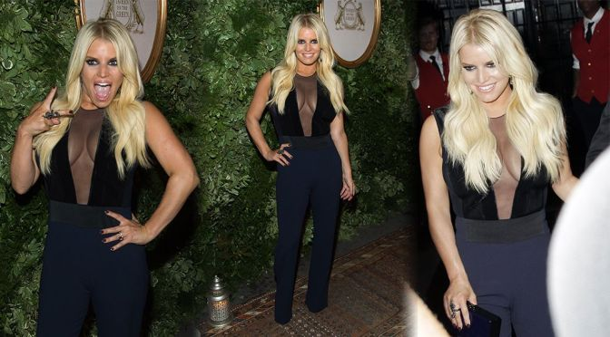 Jessica Simpson – Jessica Simpson Collection 10th Anniversary Celebration