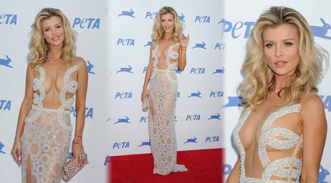 Joanna Krupa – PETA's 35th Anniversary Party in Los Angeles