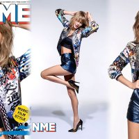 Taylor Swift - NME Magazine (October 2015)