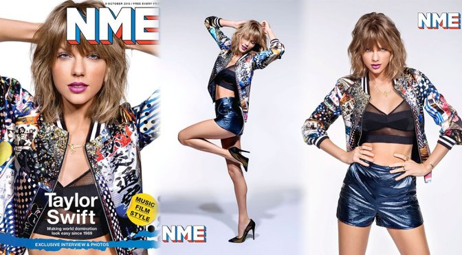 Taylor Swift – NME Magazine (October 2015)