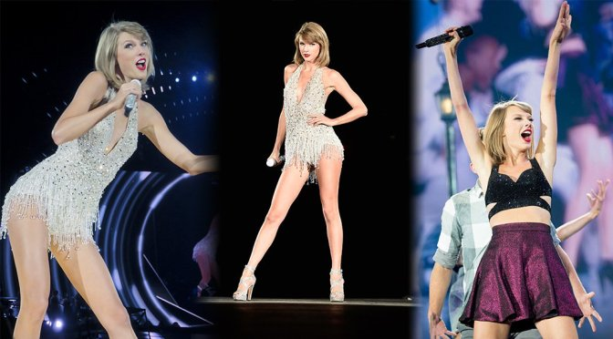 "Taylor Swift – ""The 1989 World Tour"" in Toronto"