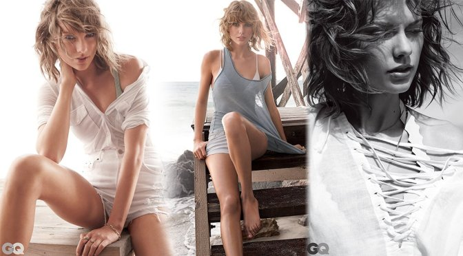 Taylor Swift – GQ Magazine Photoshoot (November 2015)