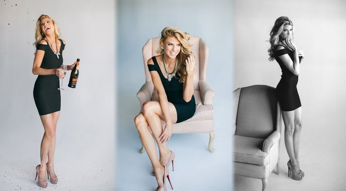 Charlotte McKinney – Photoshoot by Erika Delgado