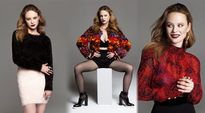 "Thora Birch – ""No Tofu"" Magazine Photoshoot"