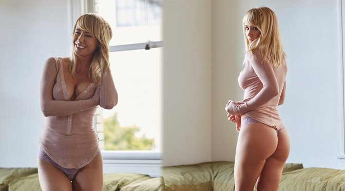 "Sara Jean Underwood – ""Hotel Ma Cherie"" Photoshoot"