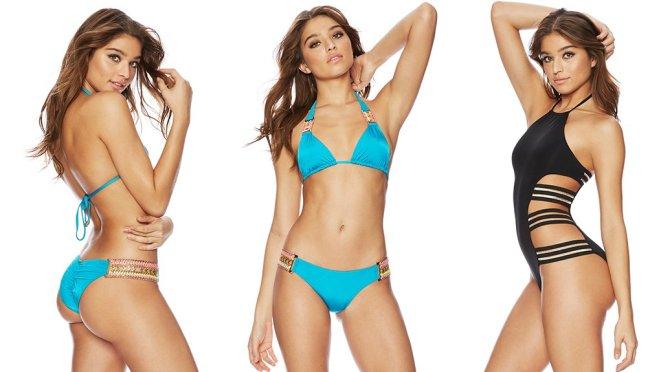 Daniela Lopez Osorio – Beach Bunny Bikini Photoshoot