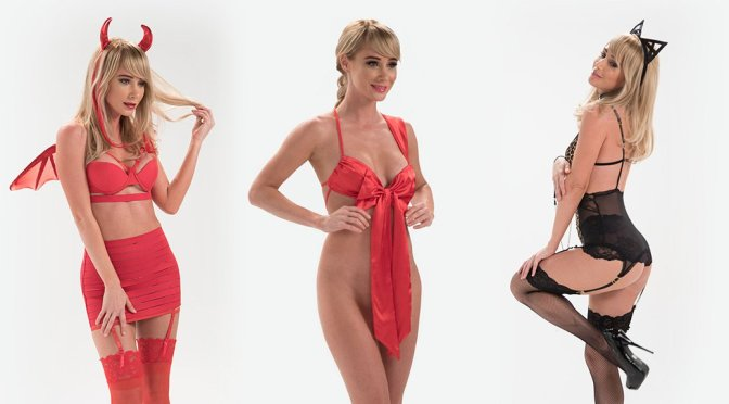 Sara Underwood – Yandy's Valentine Vixen Lingerie Photoshoot