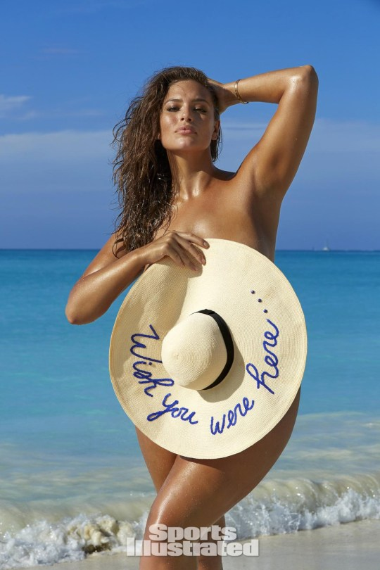 ... 1066 × 1600 Ashley Graham – Sports Illustrated Swimsuit Issue 2016