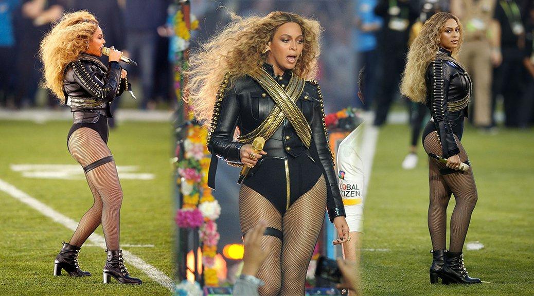 Beyonce Knowles - Pepsi Super Bowl 50 Halftime Show in Santa Clara
