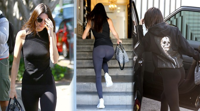 Kendall Jenner – Candids in Los Angeles