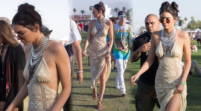 Kendall Jenner – Coachella Valley Music and Arts Festival