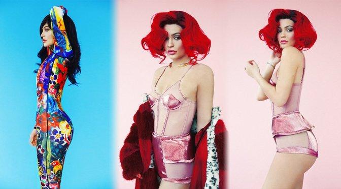 Kylie Jenner – Paper Magazine (April 2016)