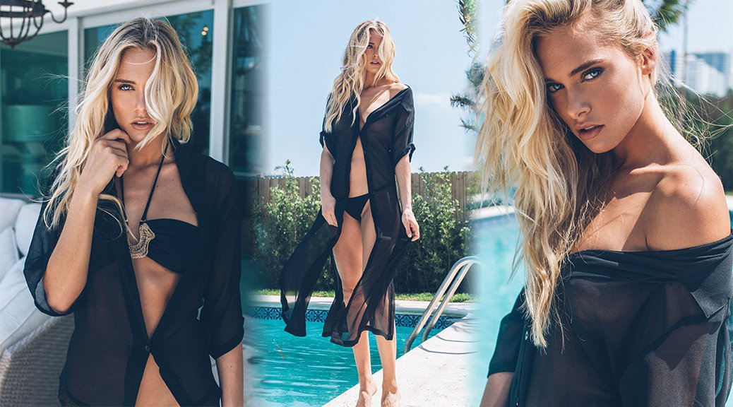 Ellie Ottaway - Photoshoot by Cody McGibbon