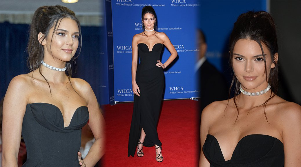 Kendall Jenner - 102nd White House Correspondents' Association Dinner