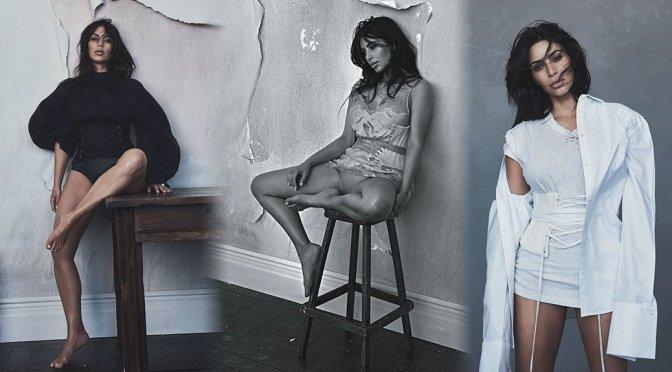 Kim Kardashian – Vogue Australia Magazine Photoshoot (June 2016)