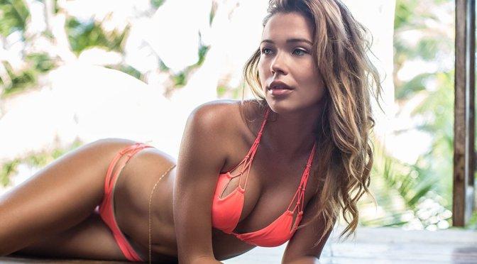 Sandra Kubicka – Luli Fama Bikini Photoshoot