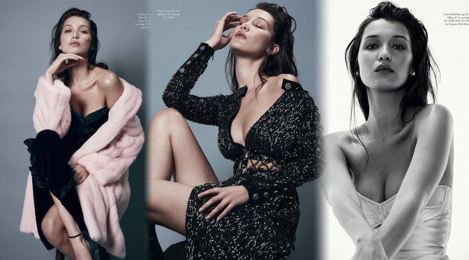 Bella Hadid – Harper's Bazaar Magazine (August 2016)