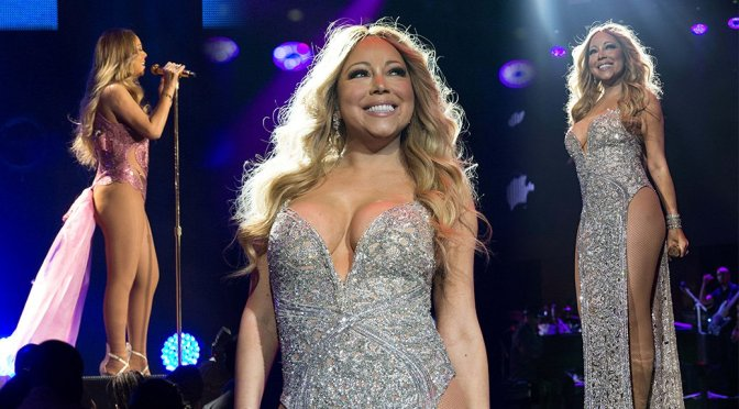 Mariah Carey – Essence Festival in New Orleans