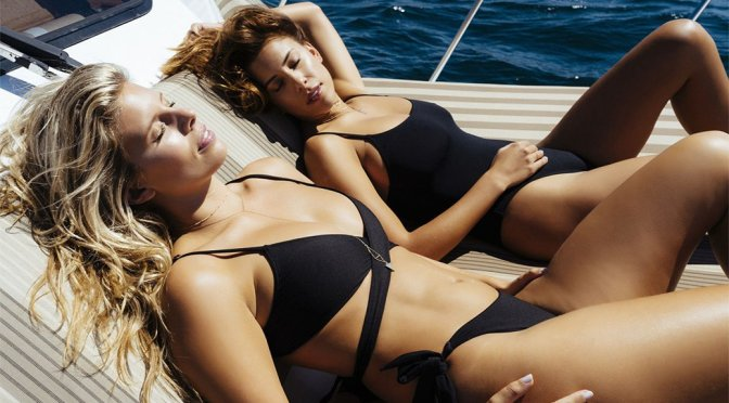 "Devin Brugman & Natasha Oakley – ""Esquire's Women We Love"" Bikini Photoshoot (August 2016)"