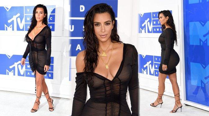 Kim Kardashian – 2016 MTV Video Music Awards